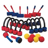Foam Croquet Six-Player Set