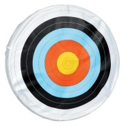 "32"" Round Skirted Target Face"