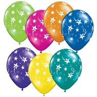 Shooting Stars Balloons (bag of 50)
