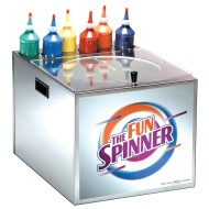 Fun Spinner Spin Art Machine with Safety Features
