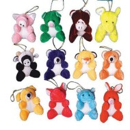 Mini Animals (pack of 12)