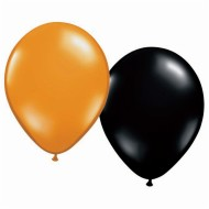 Halloween Balloon Assortment (bag of 100)