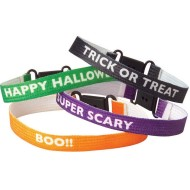 Halloween Bracelets  (pack of 12)