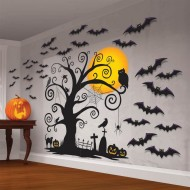 Family Friendly Halloween Scene Setter Value Pack