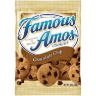 Famous Amos Chocolate Chip Cookies (pack of 60)