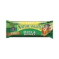 Nature Valley Granola Bar Oats & Honey (box of 18)
