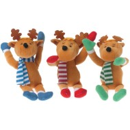 Christmas Moose (pack of 12)