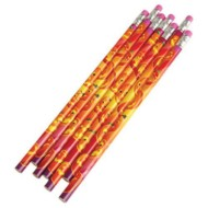 Pumpkin Pencil (pack of 12)