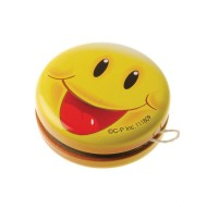 Smiley Yo-Yo (pack of 12)
