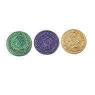 Mardi Gras Coins (pack of 144)