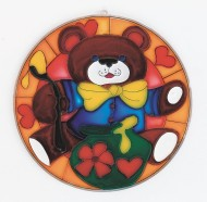 Teddy Bear Sun Catcher