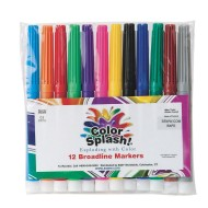 Color Splash!® Water-based Markers (pack of 12)