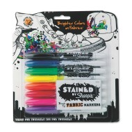 Sharpie® Brush Fabric Markers (pack of 8)