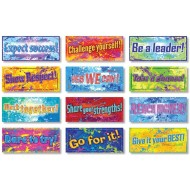 Positive Messages Posters (set of 12)
