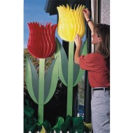 Giant Tulips  (set of 2)