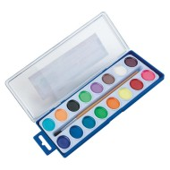 Color Splash!® Watercolor Paint Set, 16 colors