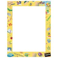 School Days Poster Board (pack of 10)