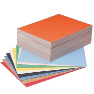 "Tru-Ray® Sulphite Construction Paper, 9""x12"", 10-Color Asst. (pack of 500)"