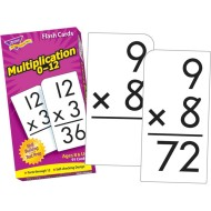 Multiplication Flash Cards  (pack of 91)