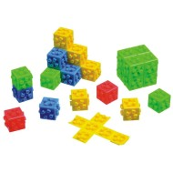 Omnifix Cubes (set of 100)