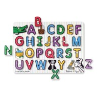 See-Inside Alphabet Puzzle