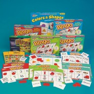 Fun and Learning Bingo Easy Pack