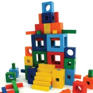 Twig Building Block Set (set of 72)