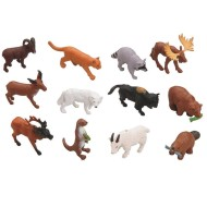 Forest Animals (set of 12)