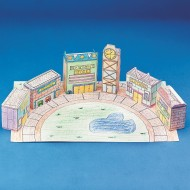 Mall City Scape® (pack of 12)