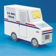 Mail Truck Community Vehicle® (pack of 6)