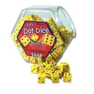 Soft Number and Dot Dice