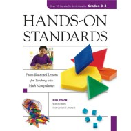 Hands-On Standards® Math, Grades 3–4
