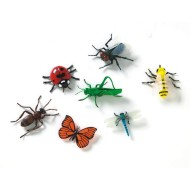 Jumbo Insects (set of 7)