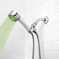 HealthSmart® LumaTemp™ LED Shower Head