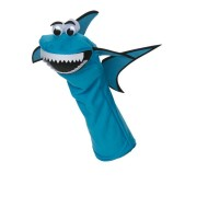 Shark Puppet Craft Kit (makes 12)