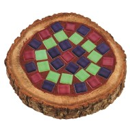 Mosaic Woodland Coaster Craft Kit (makes 10)