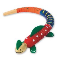 Flexible Wooden Lizard Craft Kit (makes 12)