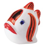 Ceramic Fish Bank Craft Kit  (makes 12)