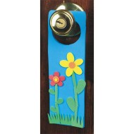Super Foam Dazzling Doorknob Hangers Craft Kit (makes 24)