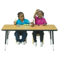 "30""x60"" Activity Table, 24-31""H"