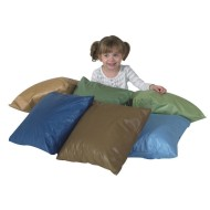 "17"" Cozy Woodland Pillows (set of 6)"