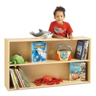 Young Time™ Straight Shelf Storage