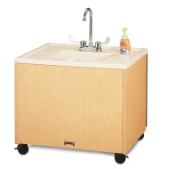 Portable Maplewave Clean Hands Helper Sinks