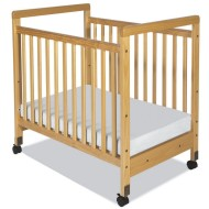 SafetyCraft® Compact Fixed Size Crib