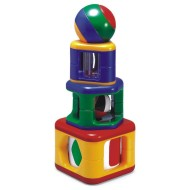 Stacking Activity Shapes (set of 4)