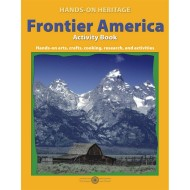Frontier America Heritage Activity Book