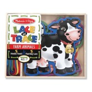 Melissa & Doug® Lace and Trace Farm Animals (set of 10)