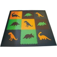 Dinosaur Foam Floor Mats (set of 8)