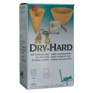 Dry-Hard Self-Hardening Clay, White, 2 lbs.