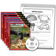 Comprehension and Critical Thinking Books